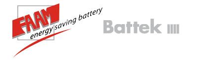 FAAM baterías de tracción